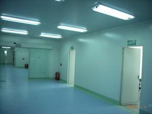 纳米抗菌无尘水性墙面工程